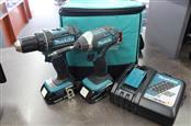 MAKITA Cordless Drill XDT11/XFD10
